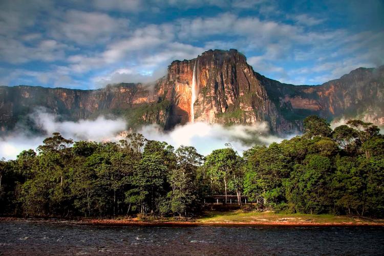 Parque Nacional Canaima / Foto Cortesía