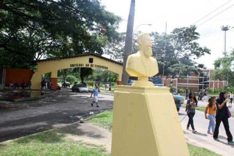 Universidad de Carabobo / Foto Referencial