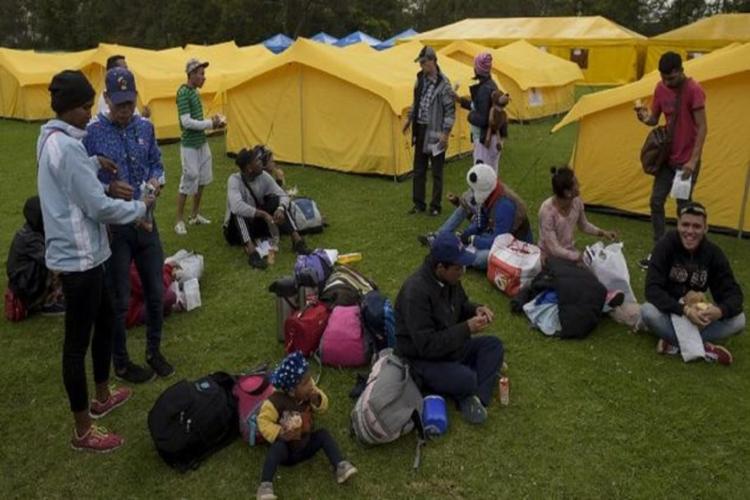 Venezolanos en Colombia / Foto Cortesía