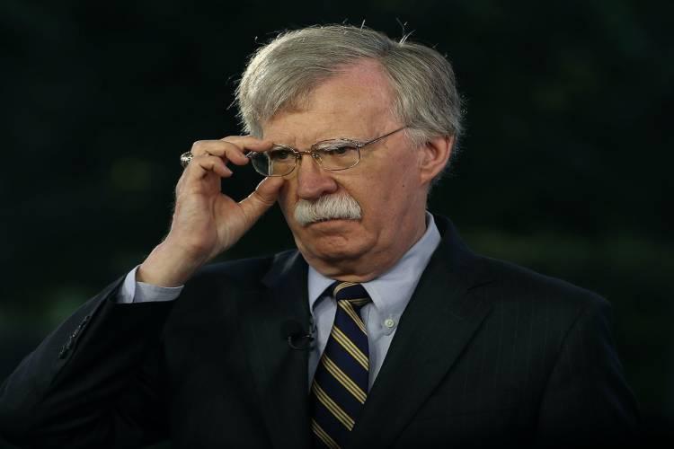 John Bolton, ex asesor de seguridad de la Casa Blanca