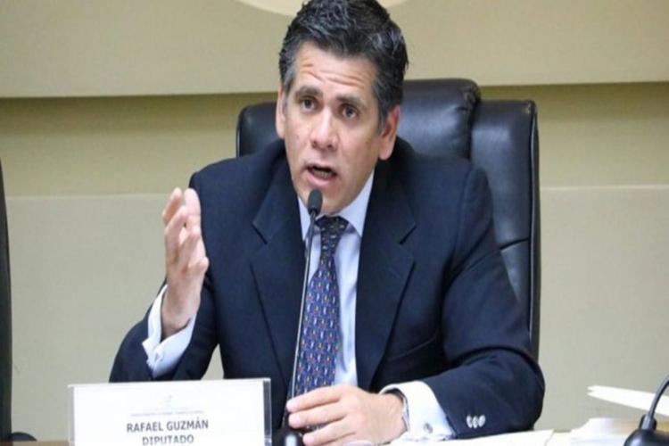 Rafael Guzmán / Comisión de Finanzas AN