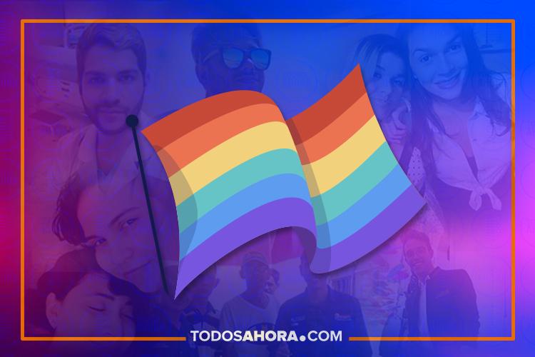Reportaje LGBTQ+ en Todos Ahora. Foto: Cortesía