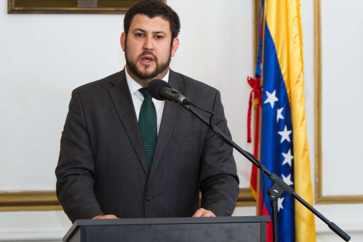 David Smolansky / Foto Cortesía