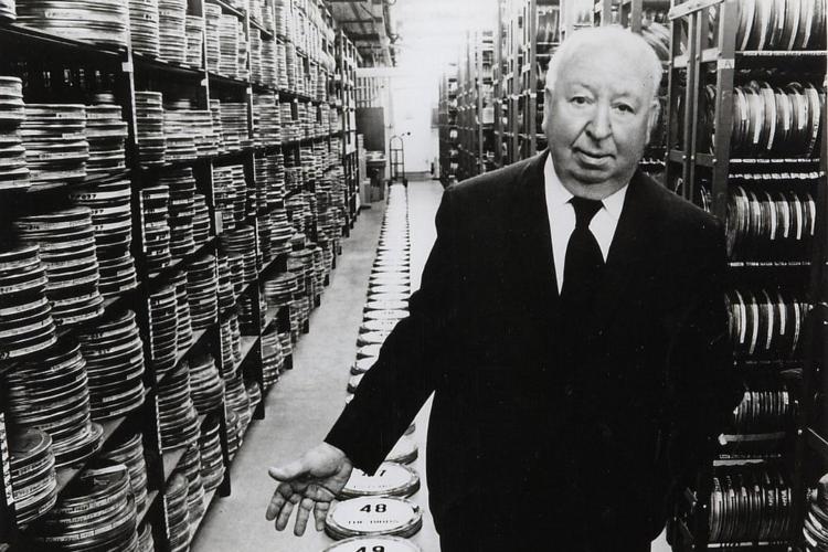 Alfred Hitchcock / Foto Cortesía