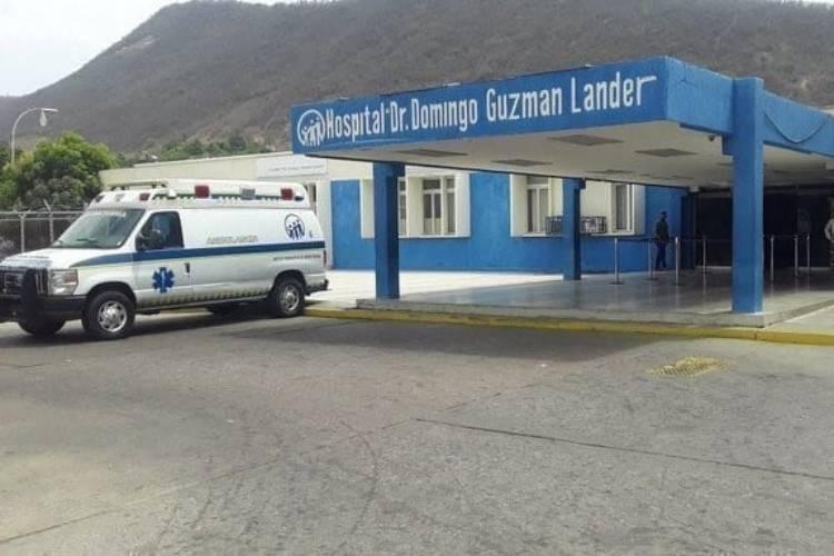 Hospital Domingo Guzmán Lander, Anzoátegui.