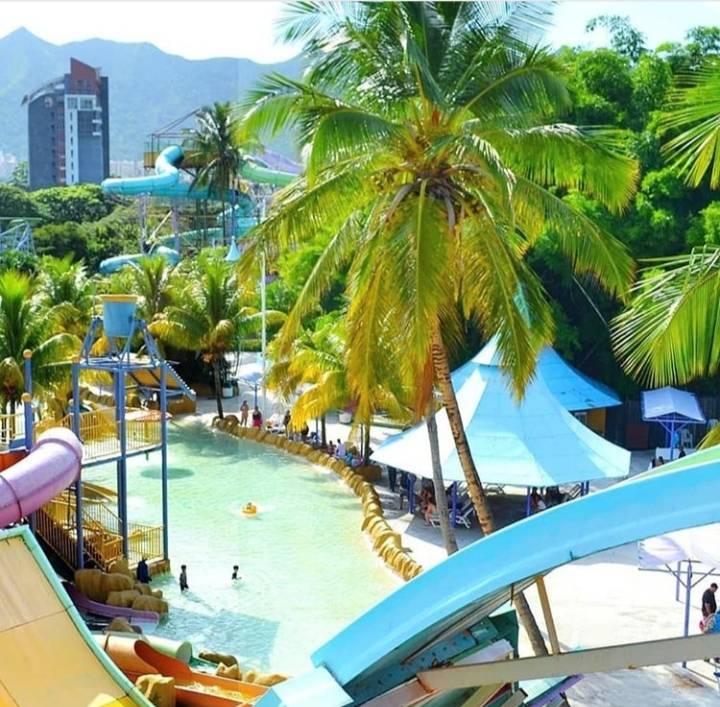 Turismo en Venezuela. Parque Dunas