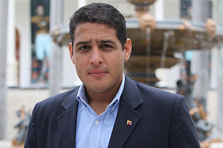 Comisionado José Manuel Olivares / Foto Cortesía