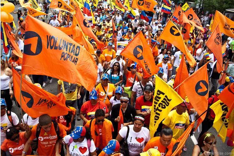 Imagen cortesía. Partidos políticos opositores pactaron no participar en las elecciones parlamentarias del 6 de diciembre