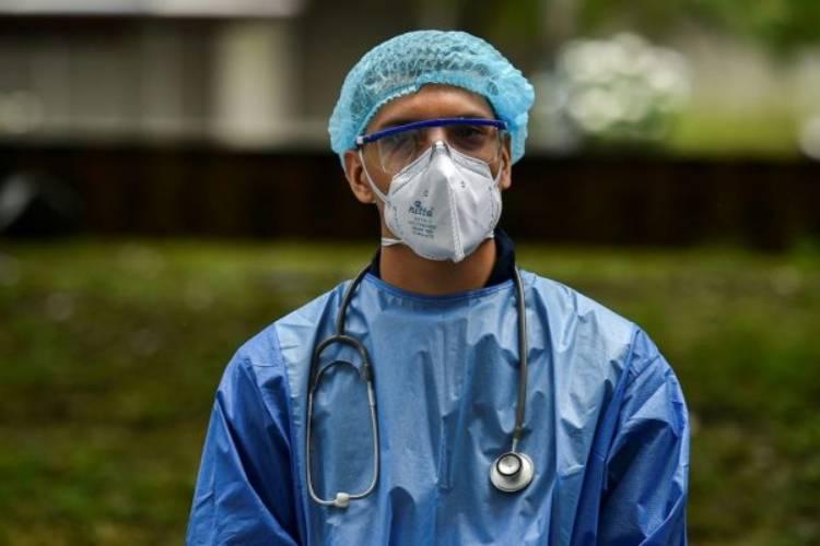 Personal de salud venezolano. Foto: Cortesía