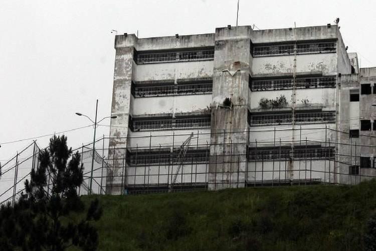Cárcel de Ramo Verde, foto cortesía