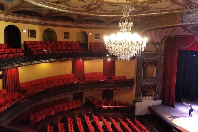 Teatro municipal de Valencia. Foto: Cortesía