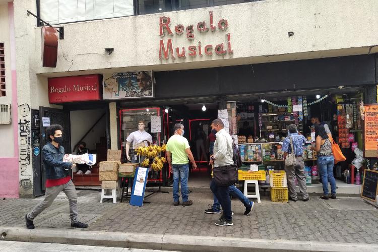 Comercios Mérida / Foto Todos Ahora