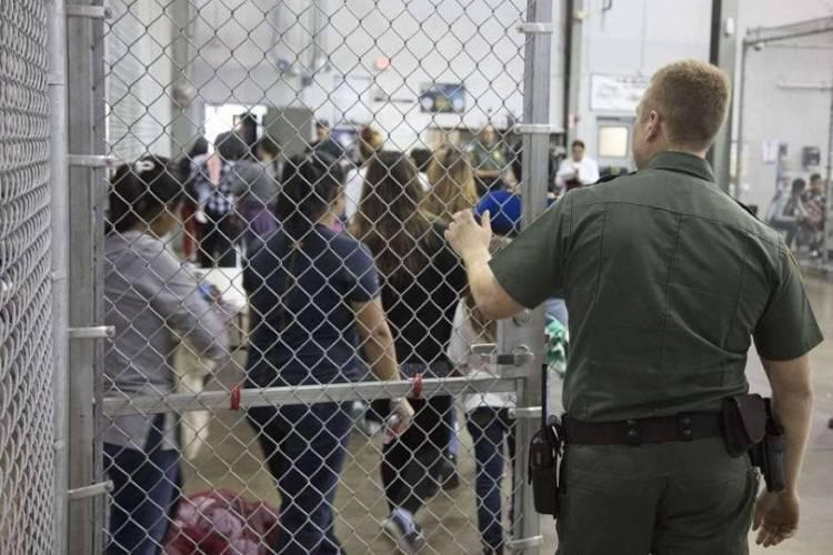 Imagen cortesía. Un total de 817 venezolanos que se encontraban detenidos en EEUU por razones migratorias fueron liberados