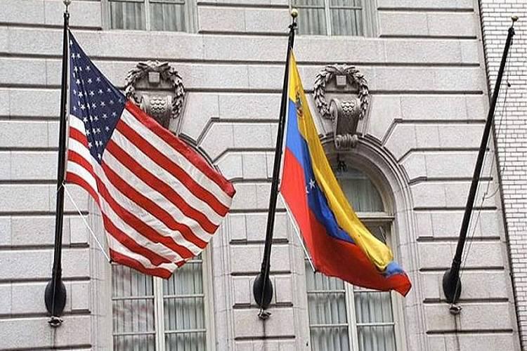 Imagen cortesía. EEUU y Venezuela