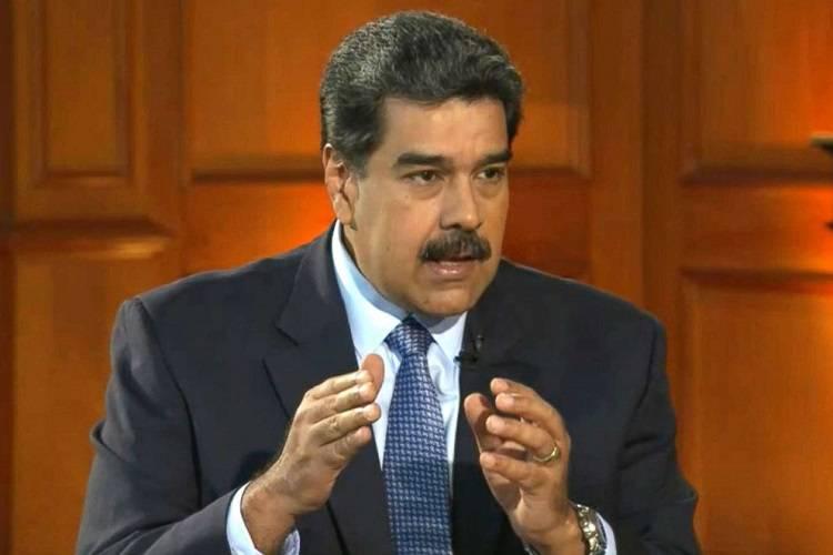 Nicolás Maduro/ Imagen cortesía