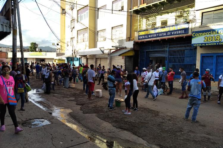Mercado Municipal de Puerto La Cruz / Foto Todos Ahora