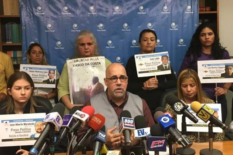 La ONG Foro Penal se ha dedicado a visibilizar la situación de los presos políticos venezolanos desde su fundación. | Foto: referencial