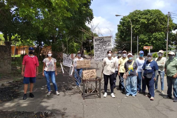 Comunidad de Campo B del Orinoco / Foto Todos Ahora