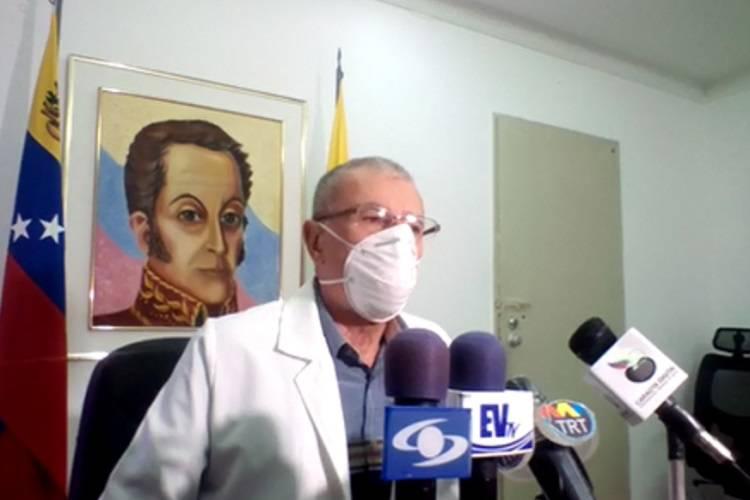 Imagen cortesía. Balance hecho por el Hospital Central de San Cristóbal, este 31 de agosto