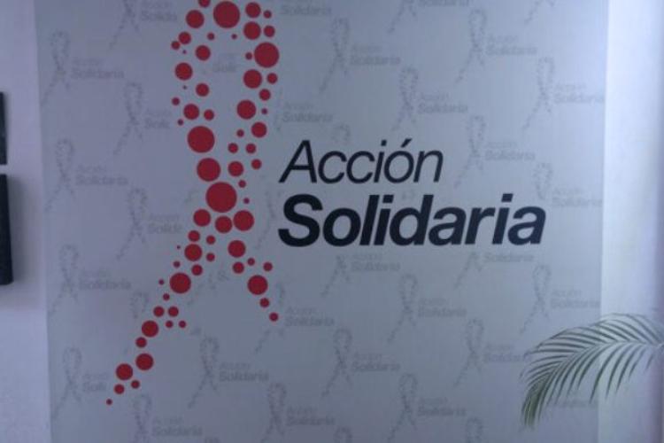 Acción Solidaria / Foto Cortesía