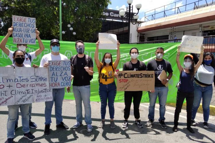 Protestas en Carabobo