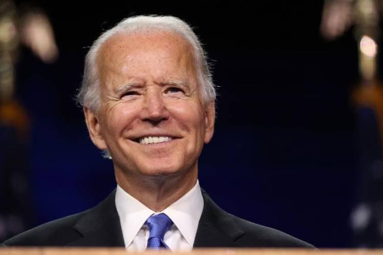 Joe Biden, presidente electo de EE UU