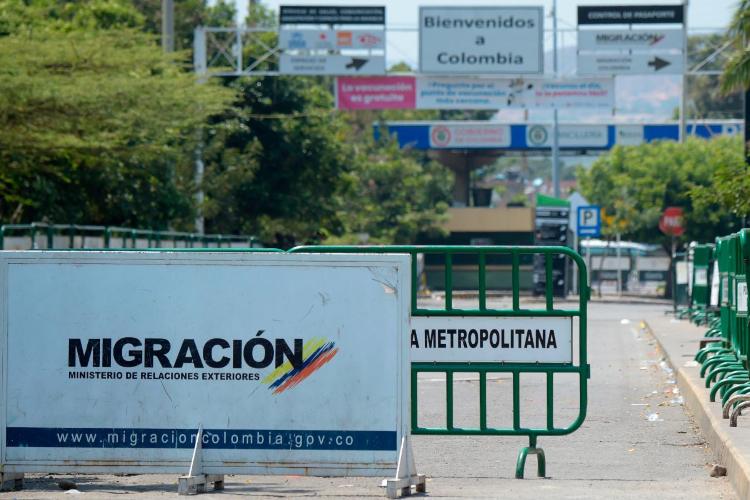 Frontera Colombiana / Foto Cortesía