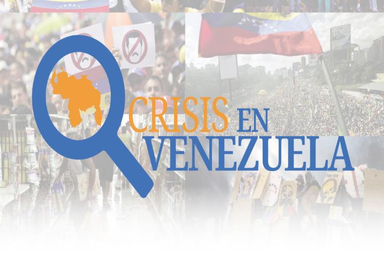 Boletín Crisis Venezuela / Foto Cortesía