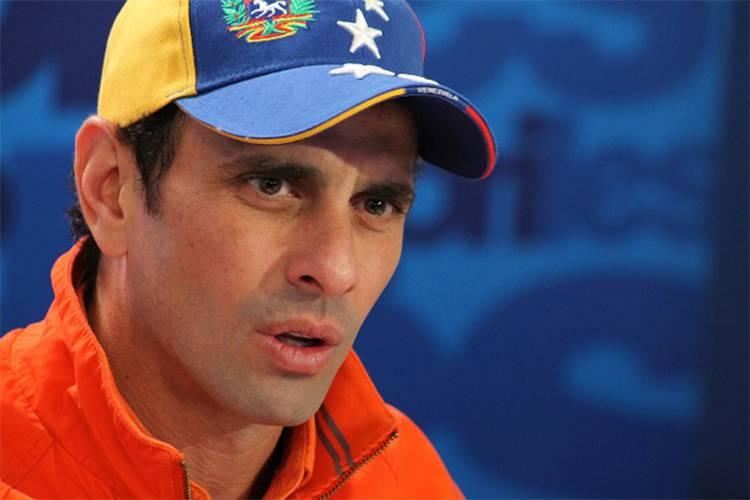 Henrique Capriles, excandidato presidencial en dos ocasiones. | Foto: referencial