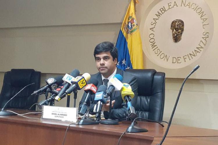 Diputado Ángel Alvarado / Foto Cortesía