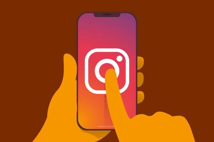 Instagram presentó fallas este 17 de septiembre. Foto: Cortesía
