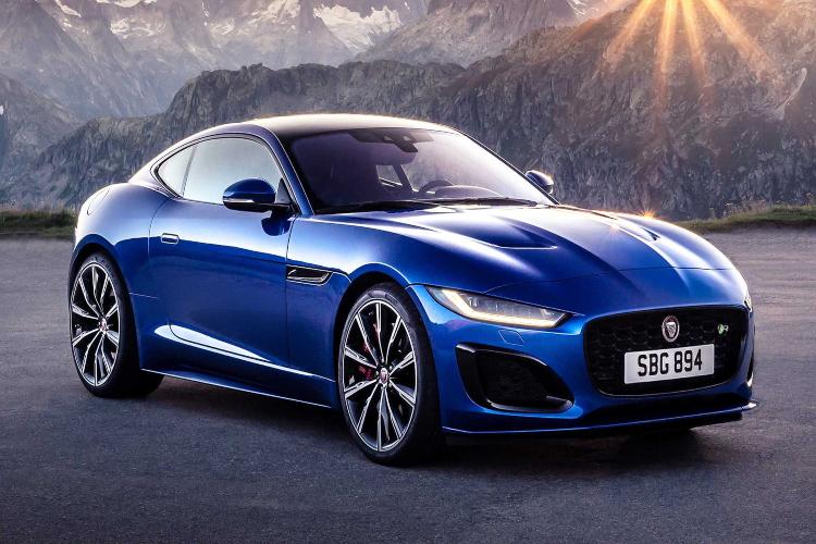 Jaguar F-Type 2020 / Foto Cortesía