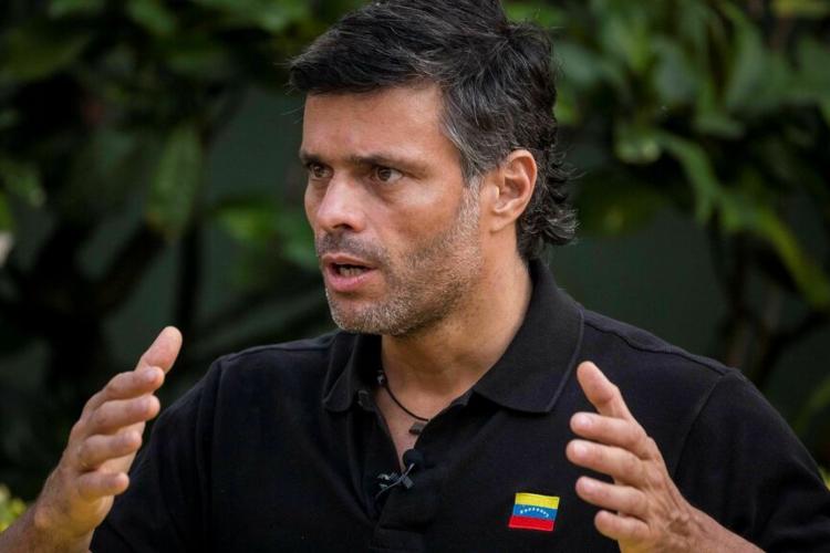 Leopoldo López / Foto Cortesía