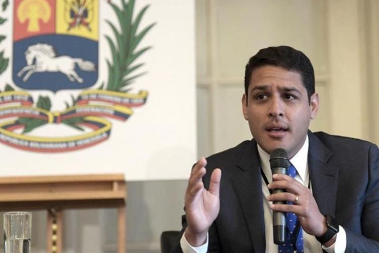 Comisionado Olivares / Foto cortesía