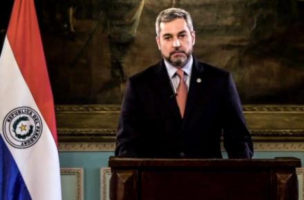 Presidente de Paraguay / Foto Cortesía