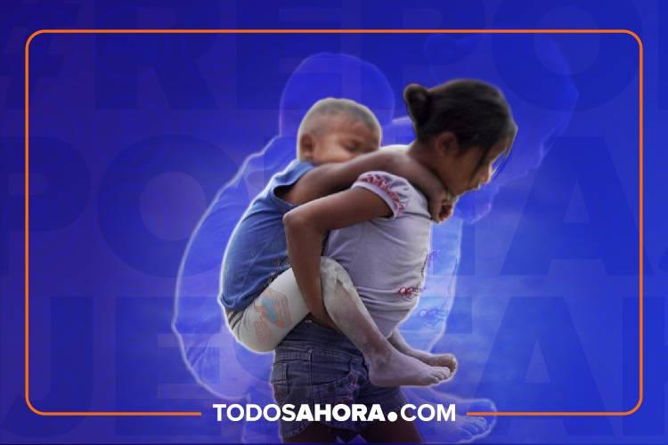 Infancia venezolana desatendida por autoridades gubernamentales. Foto: Todos Ahora