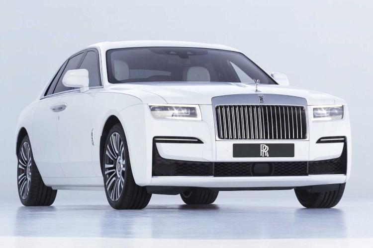 Nuevo modelo Rolls-Royce - Ghost / Foto Cortesía