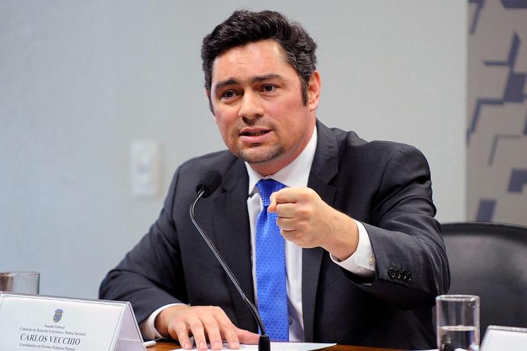 Embajador Carlos Vecchio / Foto Cortesía