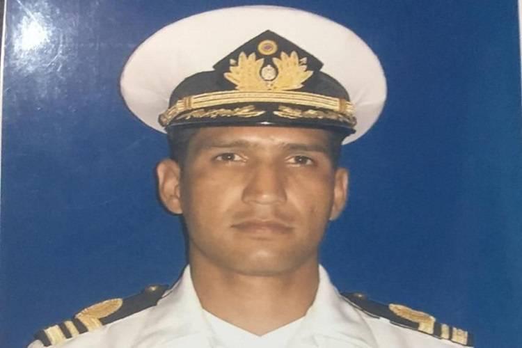 Imagen cortesía. Capitán Rafael Acosta Arévalo
