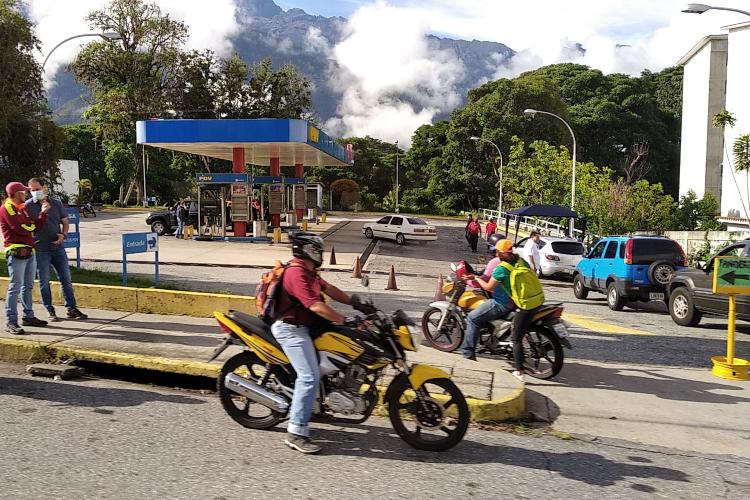 Combustible en Mérida / Foto TAH