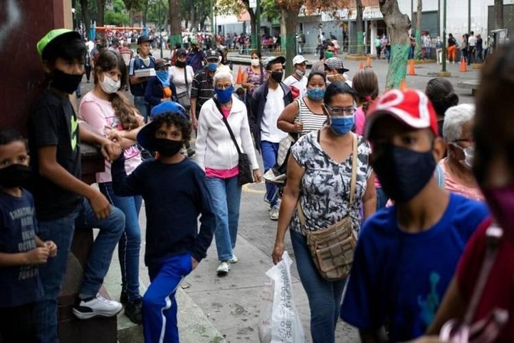 Imagen cortesía. COVID-19 en Venezuela