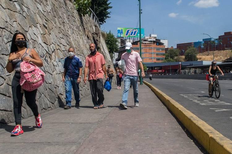 Imagen cortesía. Boletín 150 de Crisis en Venezuela reflejó la realidad del país en plena pandemia