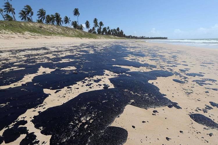 Imagen cortesía. Derrames petroleros en Venezuela