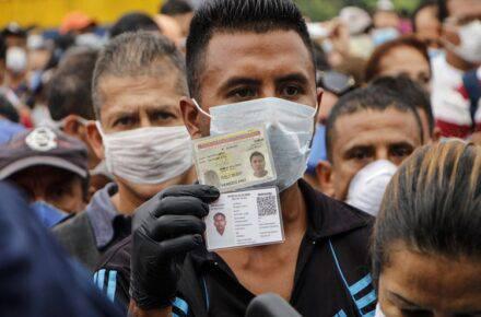 Imagen cortesía. Diáspora venezolana en el mundo