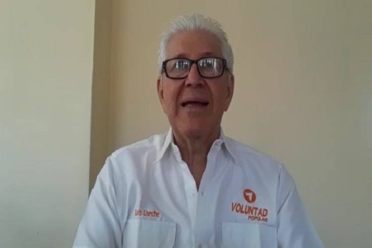 Imagen cortesía. Luis Useche, coordinador político de Voluntad Popular Táchira