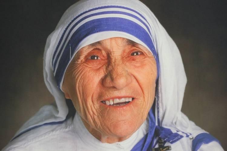 Imagen cortesía. Madre Teresa de Calcuta