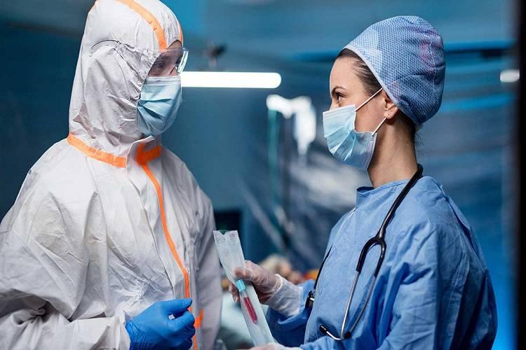 Imagen cortesía. Médicos venezolanos en España ofrecieron su apoyo para combatir a la COVID-19
