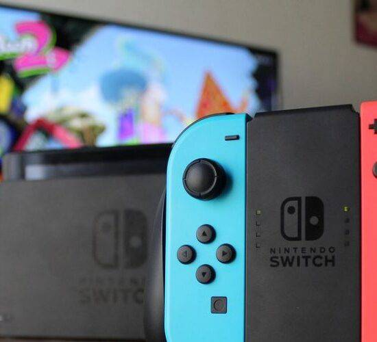 Nintendo Switch, foto cortesía