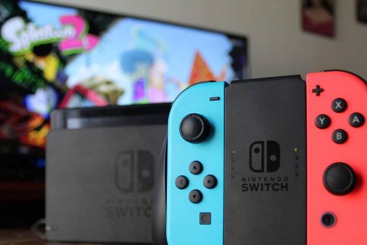 Nintendo Switch, foto cortesía
