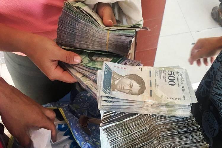 Imagen cortesía. La pensión es insuficiente en Venezuela